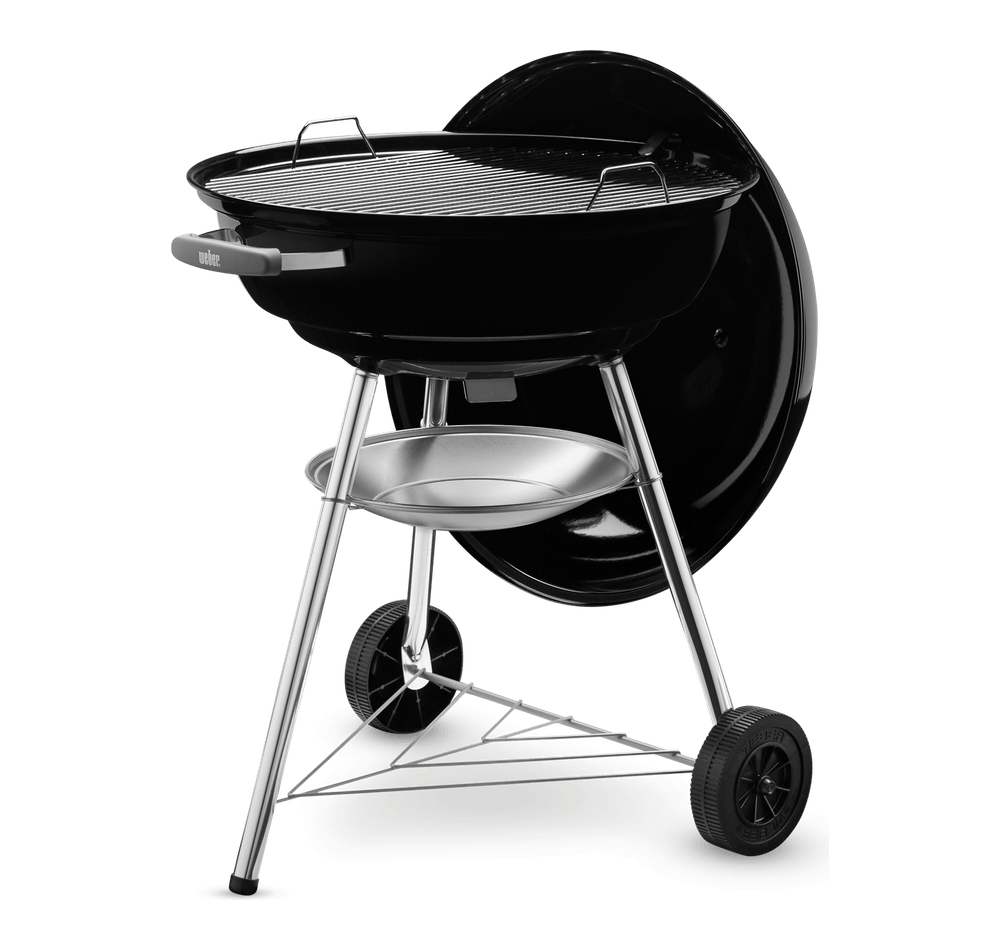 Compact Kettle Charcoal Grill 57cm View