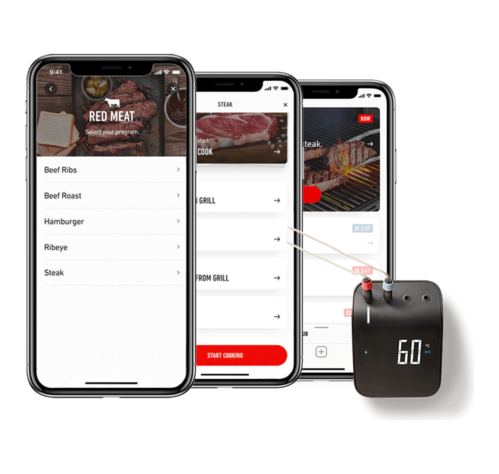 Weber Connect Smart Grilling Hub View