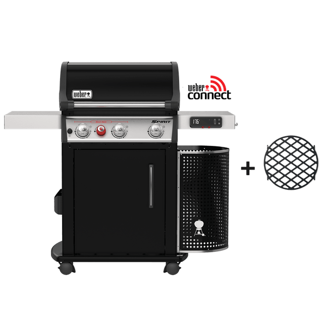 Barbecue intelligent Spirit EPX-325S GBS