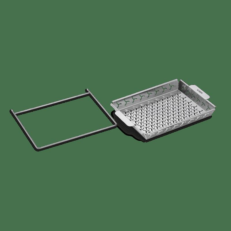Grilling Basket Set - Elevations Tiered Grilling System image number 1