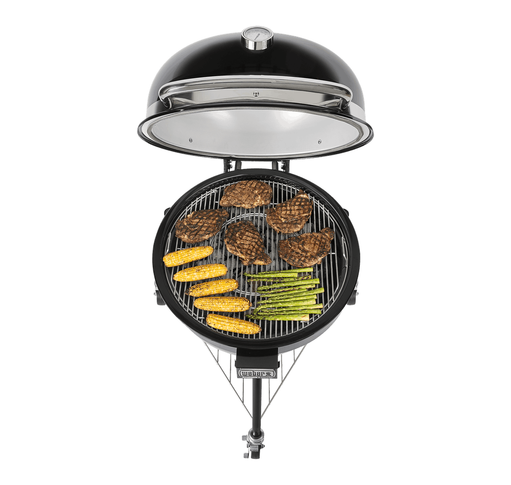 Asador de carbón Summit® Kamado E6 View