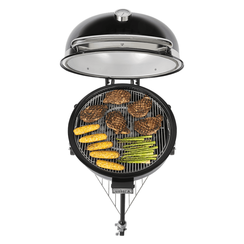 Summit® Kamado E6 Charcoal Grill image number 1