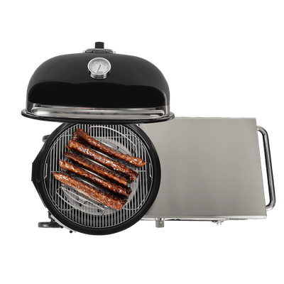 Summit® Kamado S6 Charcoal Grill Center