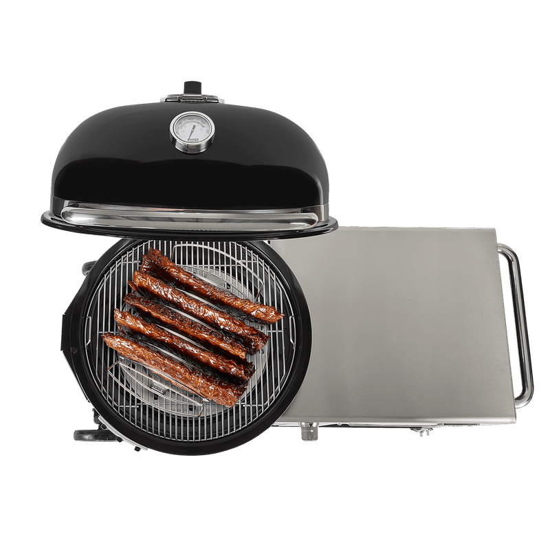 Summit® Kamado S6 Charcoal Grill Center image number 1