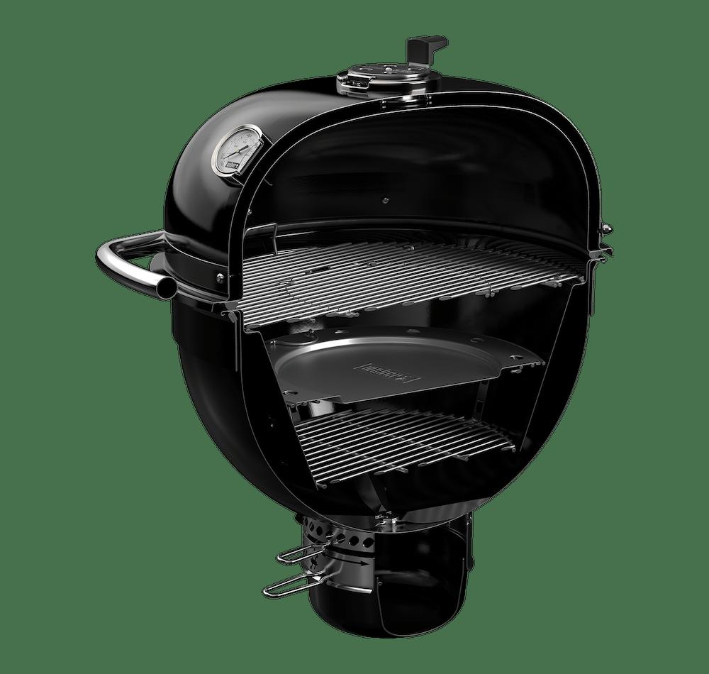 Asador de carbón Summit®️ Kamado Grill Center S6 View