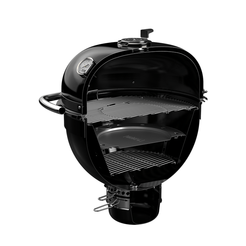 Summit® Kamado S6 Charcoal Grill Center image number 7
