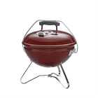 "Smokey Joe® Premium Charcoal Grill 14"" image number 1"