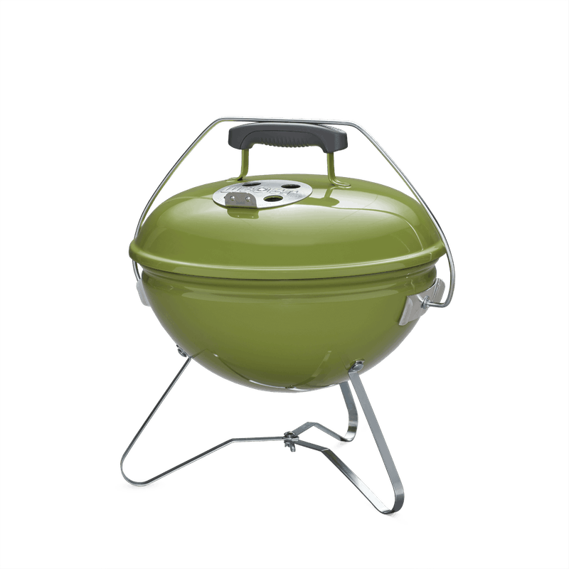 "Smokey Joe® Premium Charcoal Grill 14"" image number 1"