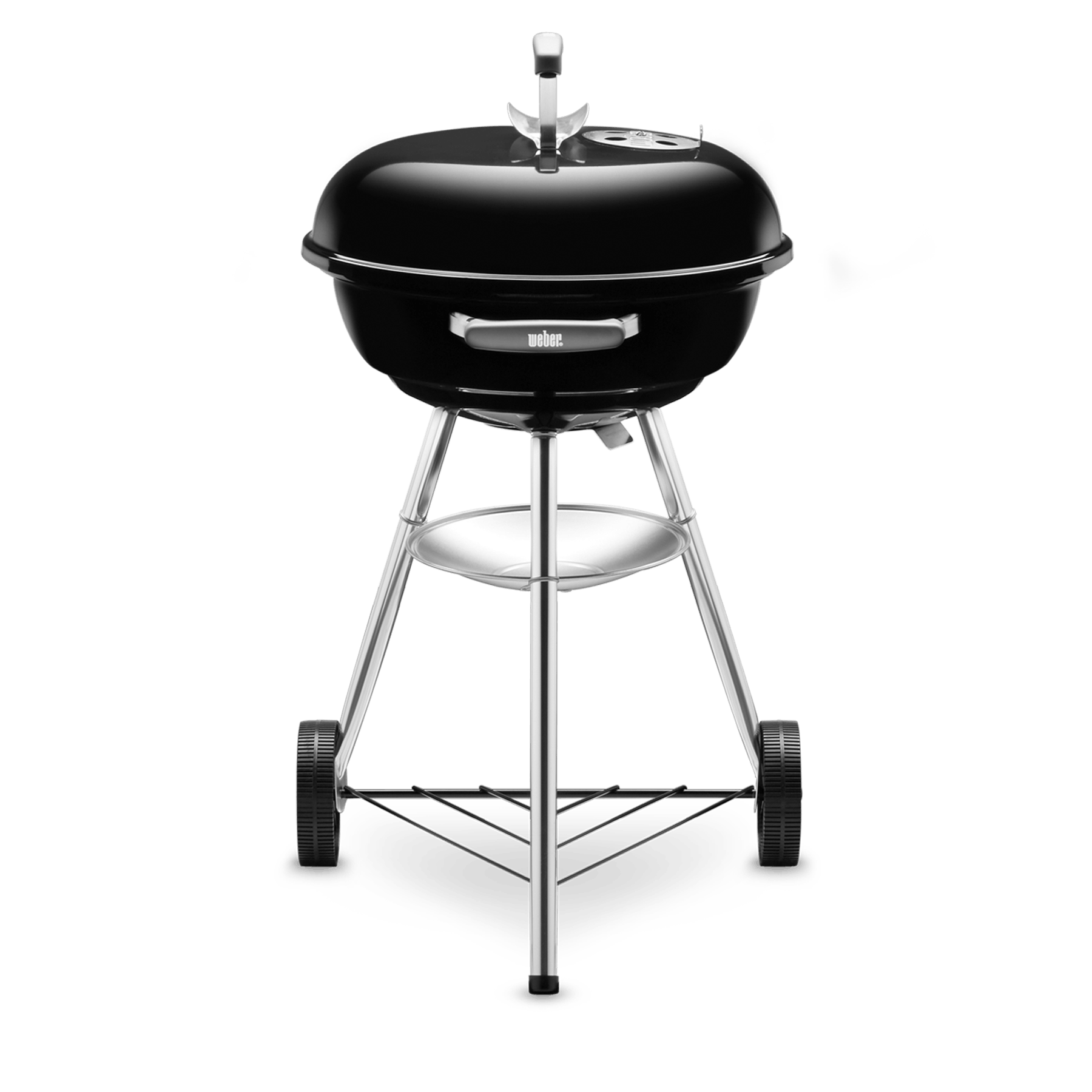 Compact Kettle Charcoal Grill 47cm