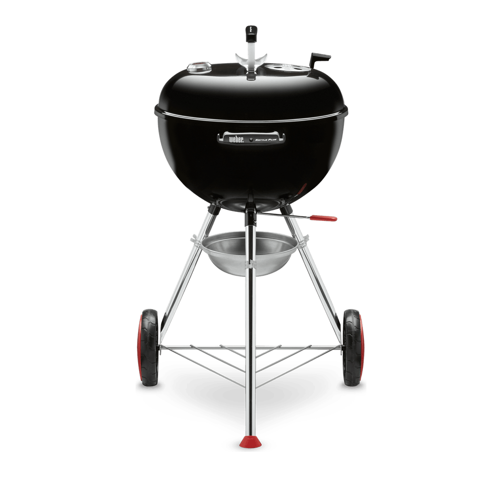 Kettle Plus Charcoal Grill View