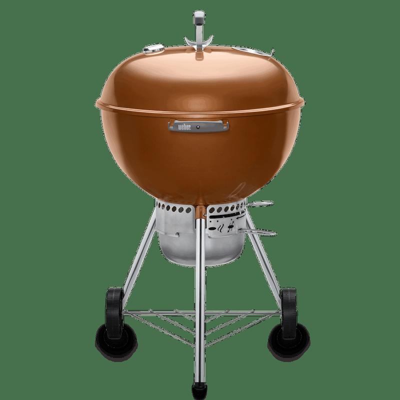 "Original Kettle Premium Charcoal Grill 22"" image number 0"