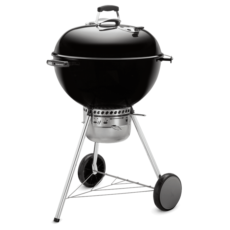 "Master-Touch Charcoal Grill 22"" image number 1"