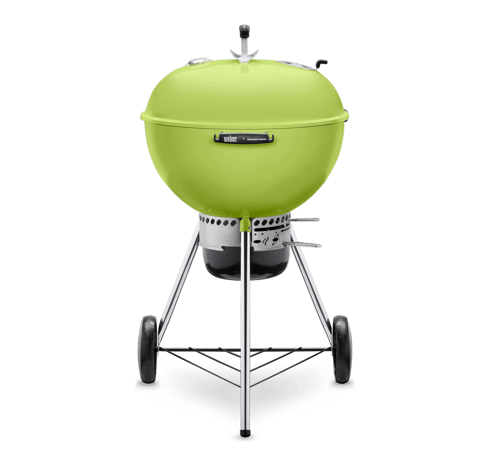 """Master-Touch Charcoal Grill 22"""" View"""