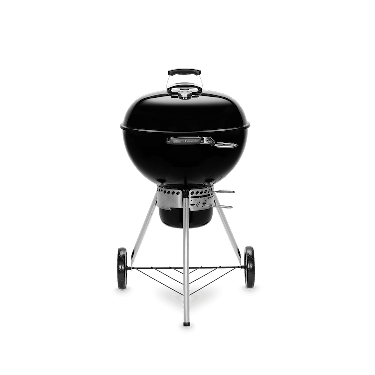 Master-Touch GBS E-5755 – Holzkohlegrill Ø 57cm