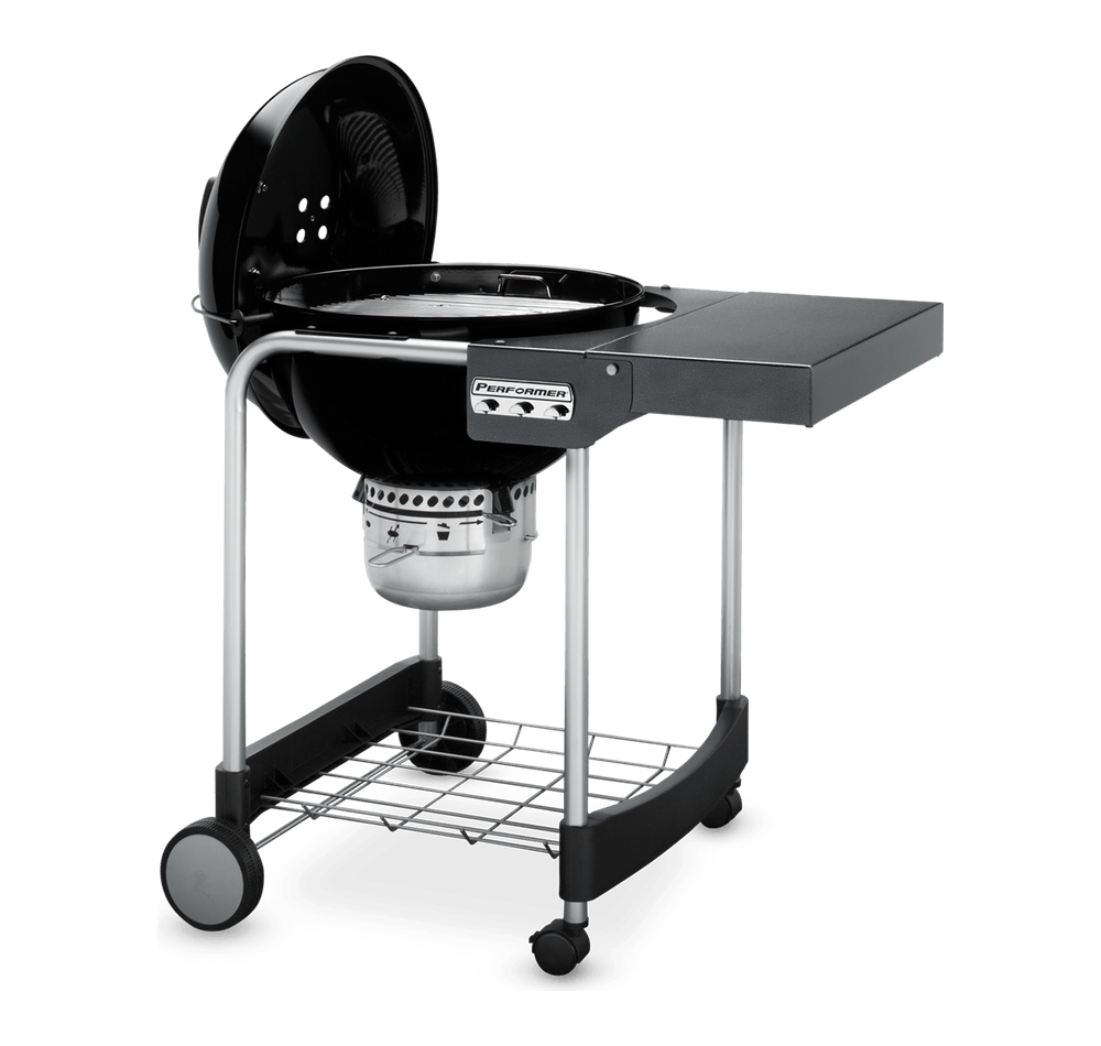 """Performer Charcoal Grill 22"""" View"""