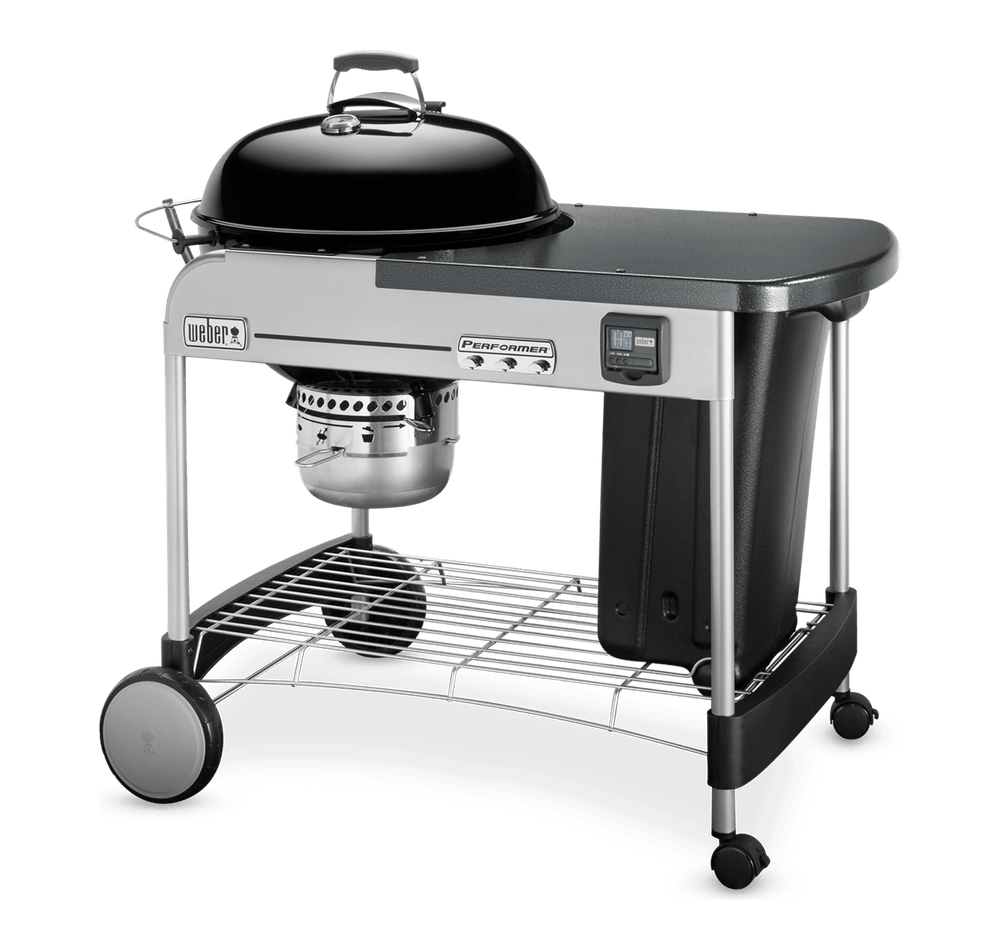 Performer Premium Charcoal Grill 57cm View