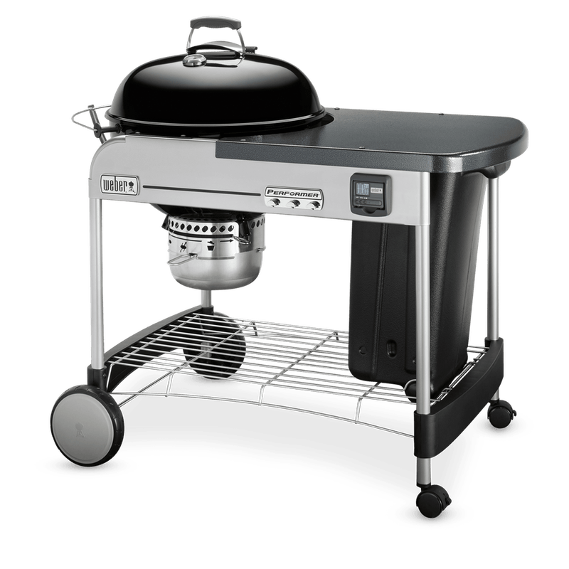 """Performer Premium Charcoal Grill 22"""" image number 1"""