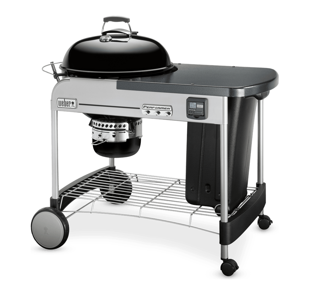 Performer Premium GBS – Holzkohlegrill Ø 57 cm View