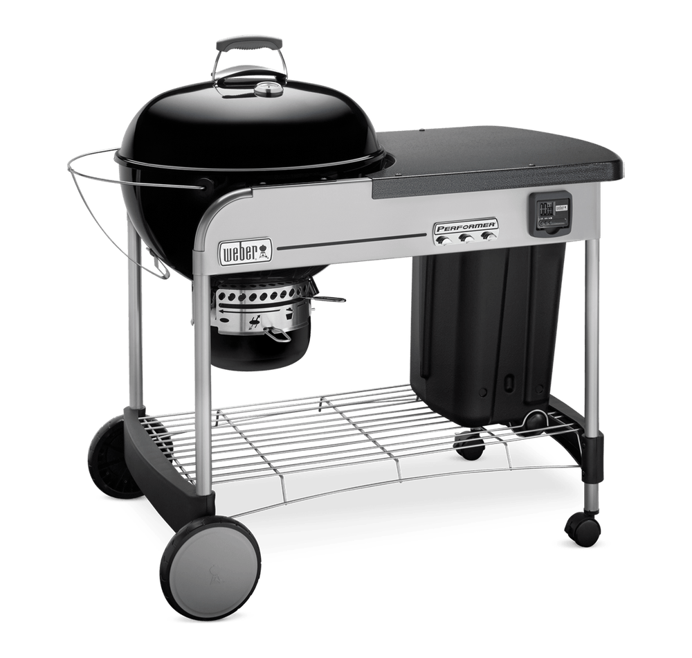Barbecue a carbone Performer Premium GBS 57 cm View