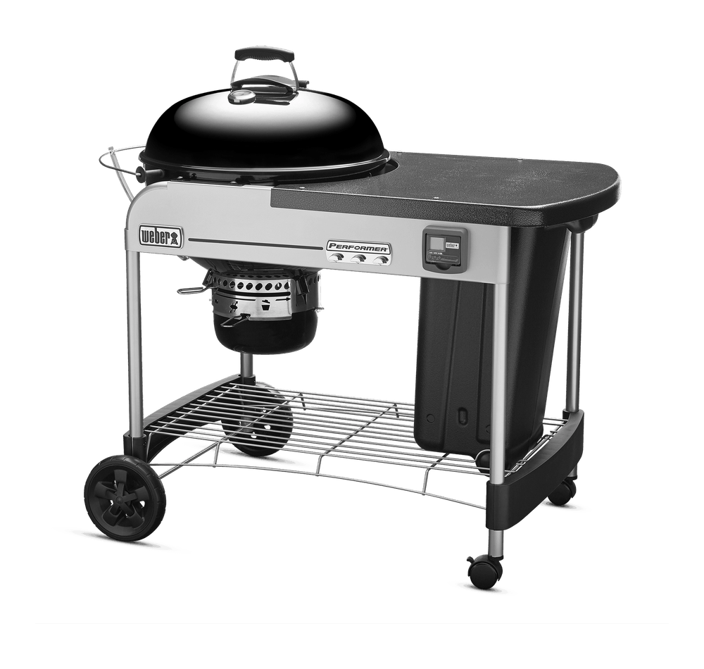 Performer Premium GBS Charcoal Grill 57cm View