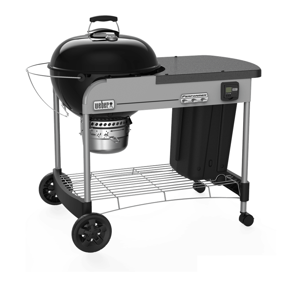 Performer Premium GBS Charcoal Barbecue 57cm View