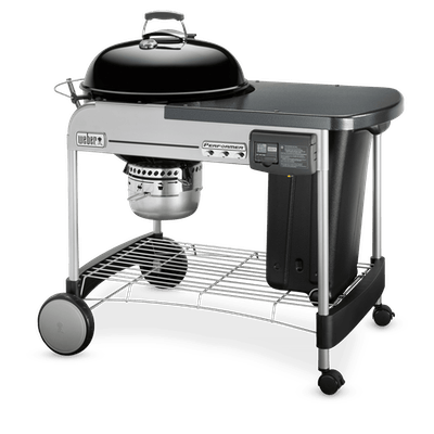 Performer Deluxe Charcoal Grill 22""