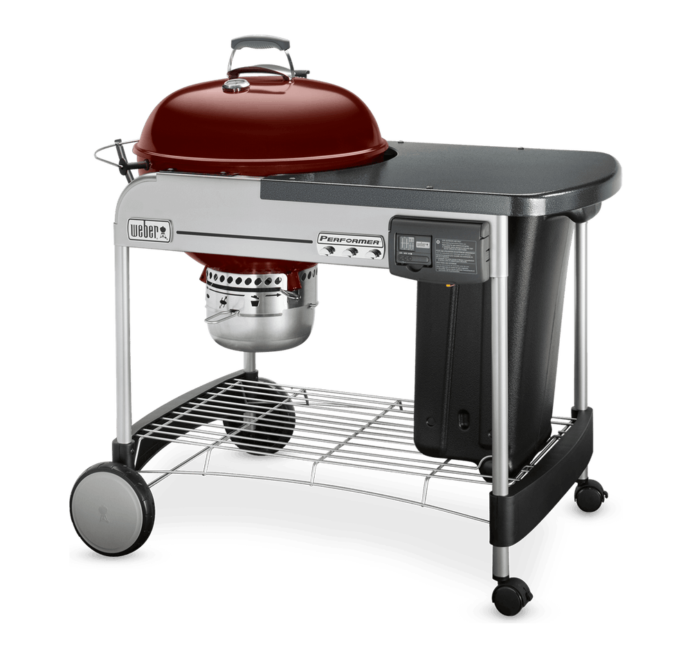 """Performer Deluxe Charcoal Grill 22"""" image 4"""