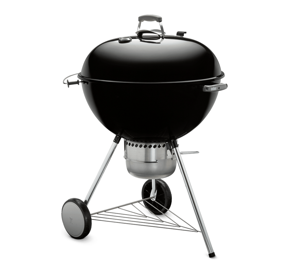 "Original Kettle Premium Charcoal Grill 26"" View"
