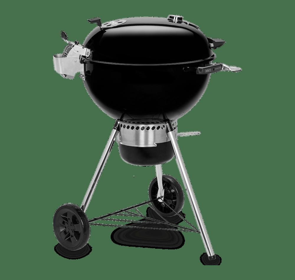 57 cm-es Master-Touch GBS Premium E-5770 Faszenes grill View