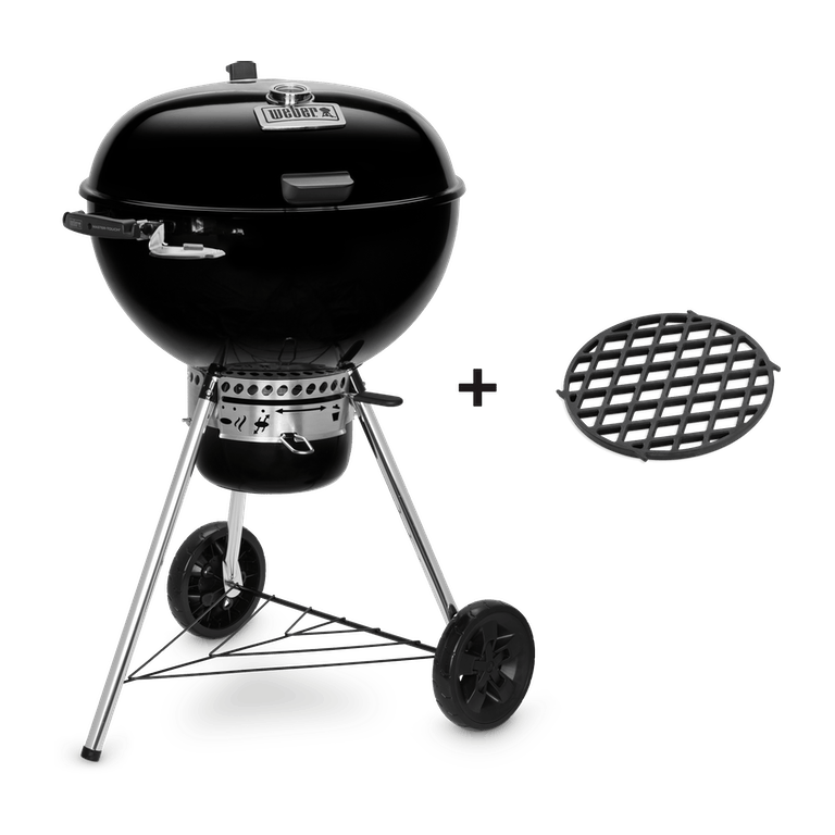 Master-Touch GBS Premium E-5775 Charcoal Barbecue 57cm