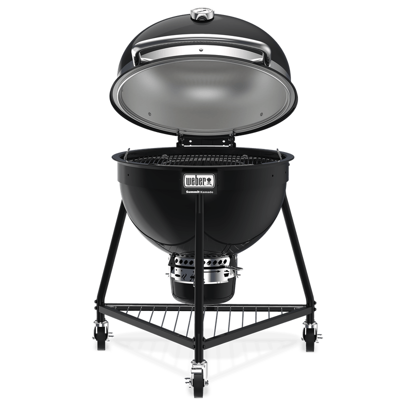 Summit® Kamado E6 Charcoal Grill image number 10