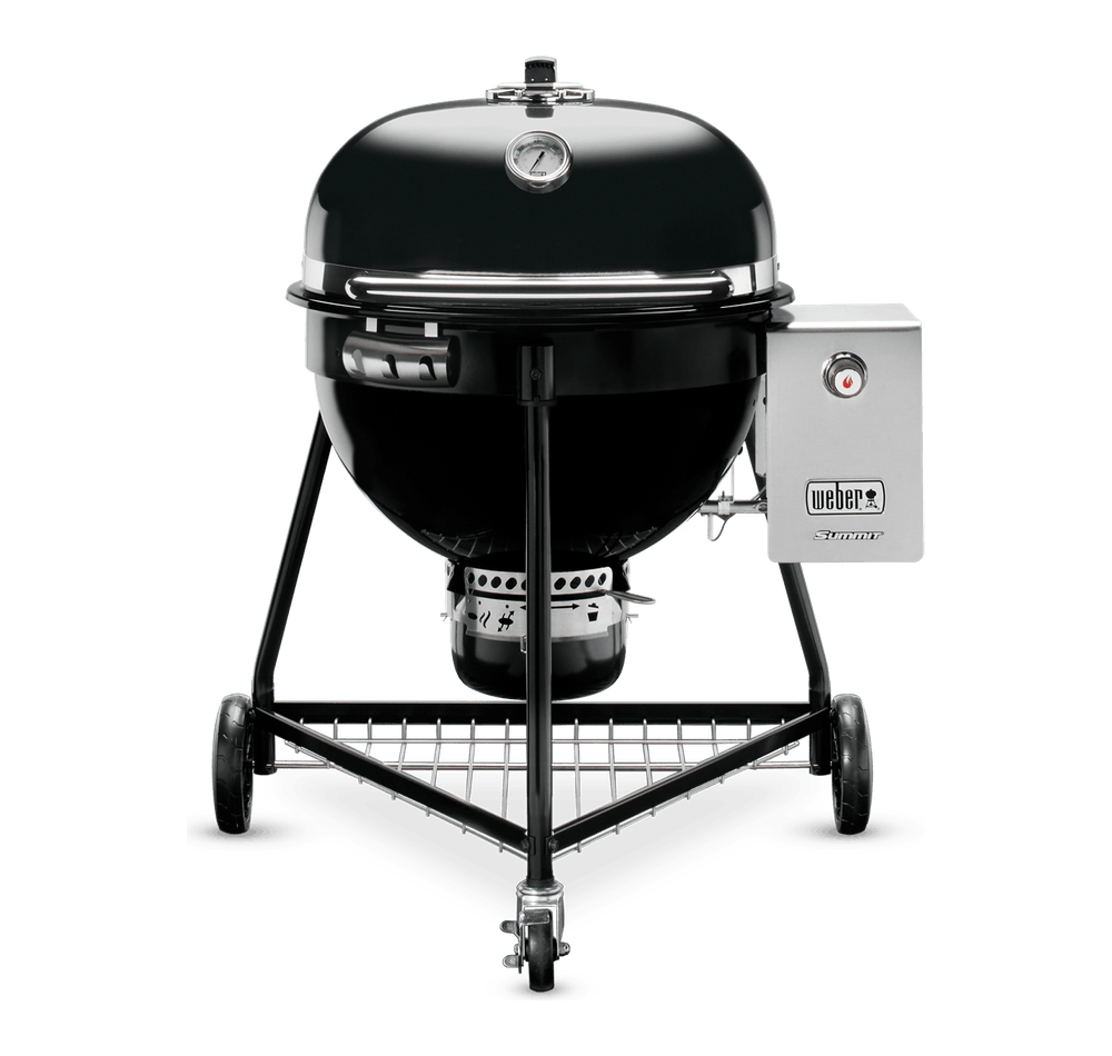 Summit® Charcoal Grill 61cm View