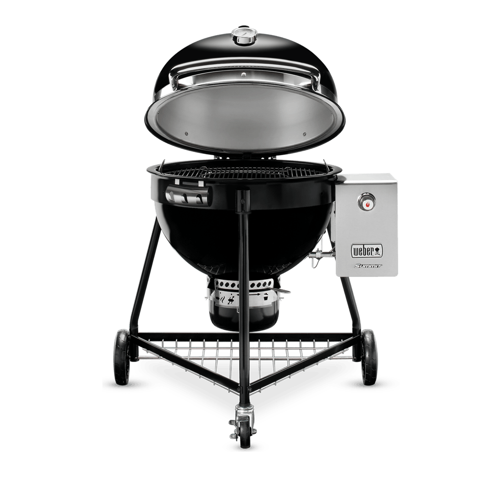 Summit® Charcoal Grill Ø 61 cm View