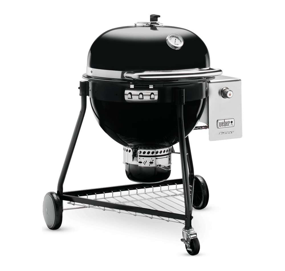 Summit® Charcoal Grill – Holzkohlegrill Ø 61 cm View