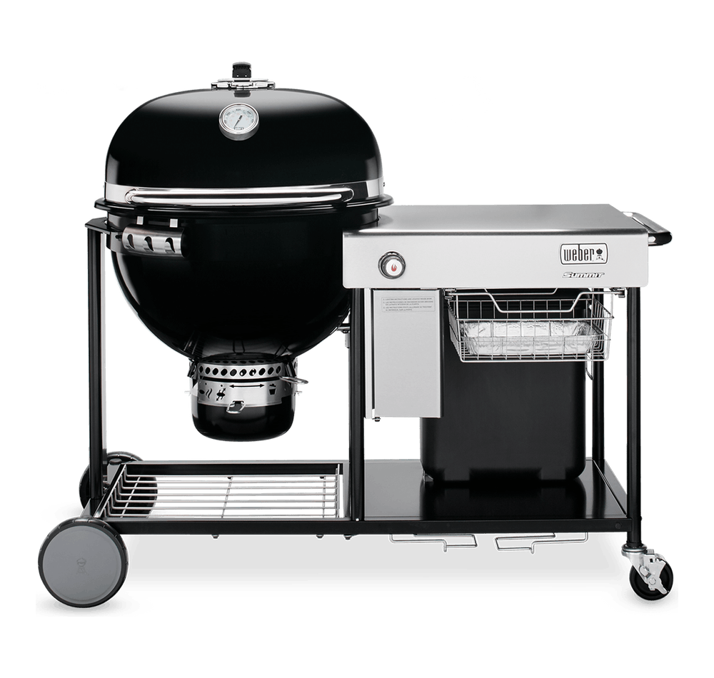 Summit® Charcoal Grilling Center 61 cm View