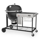 Summit® Kamado S6 Charcoal Grill Center image number 8