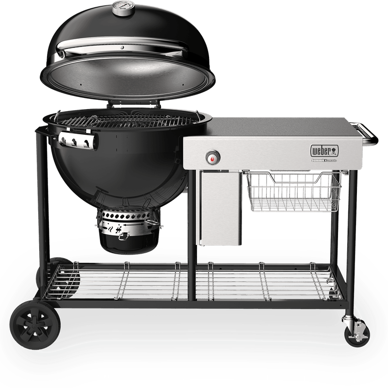 Summit® Kamado S6 Charcoal Grill Center image number 10