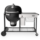 Summit® Kamado S6 Charcoal Grill Center image number 0