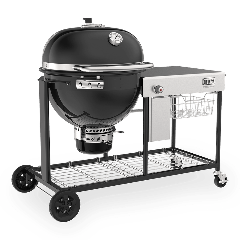 Summit® Kamado S6 Charcoal Grill Center image number 9