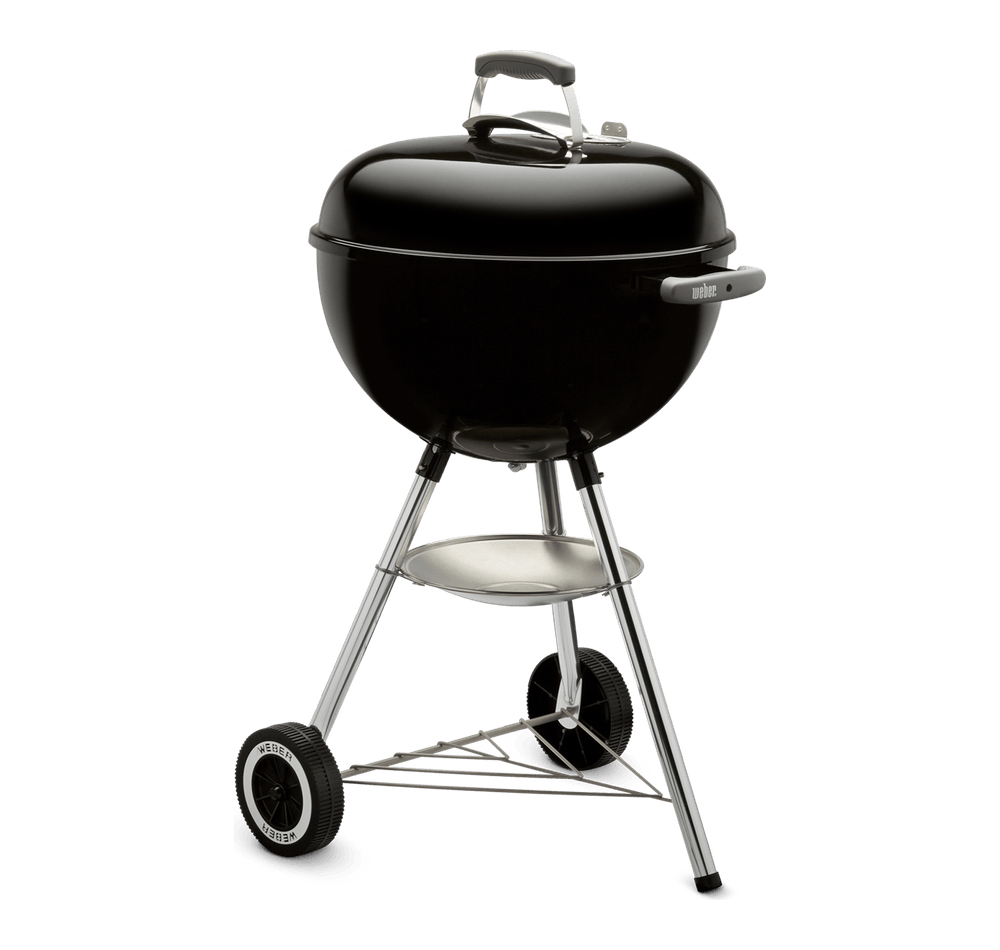 "Original Kettle Charcoal Grill 18"" View"