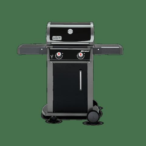 Weber Spirit E 210 Classic Open Cart Black (Weber Barbecues