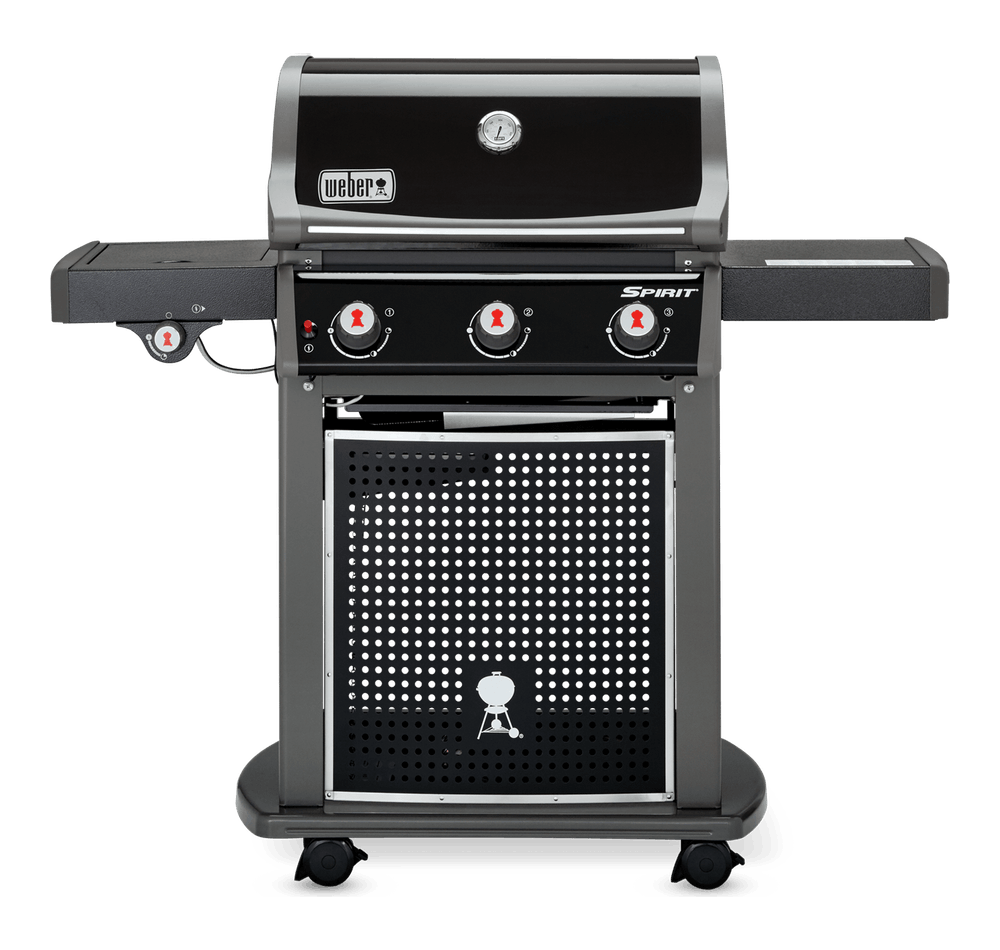 Barbacoa de gas Spirit Classic E-320 View