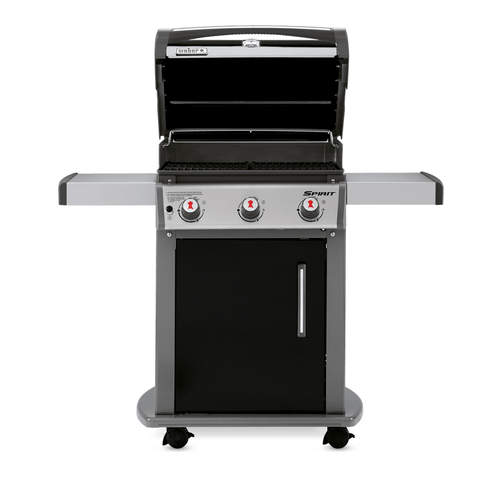 Parrilla a gas Spirit E-310 View
