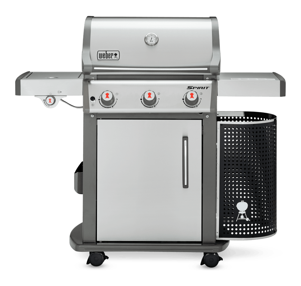 Barbecue à gaz Spirit Premium S-320 GBS View