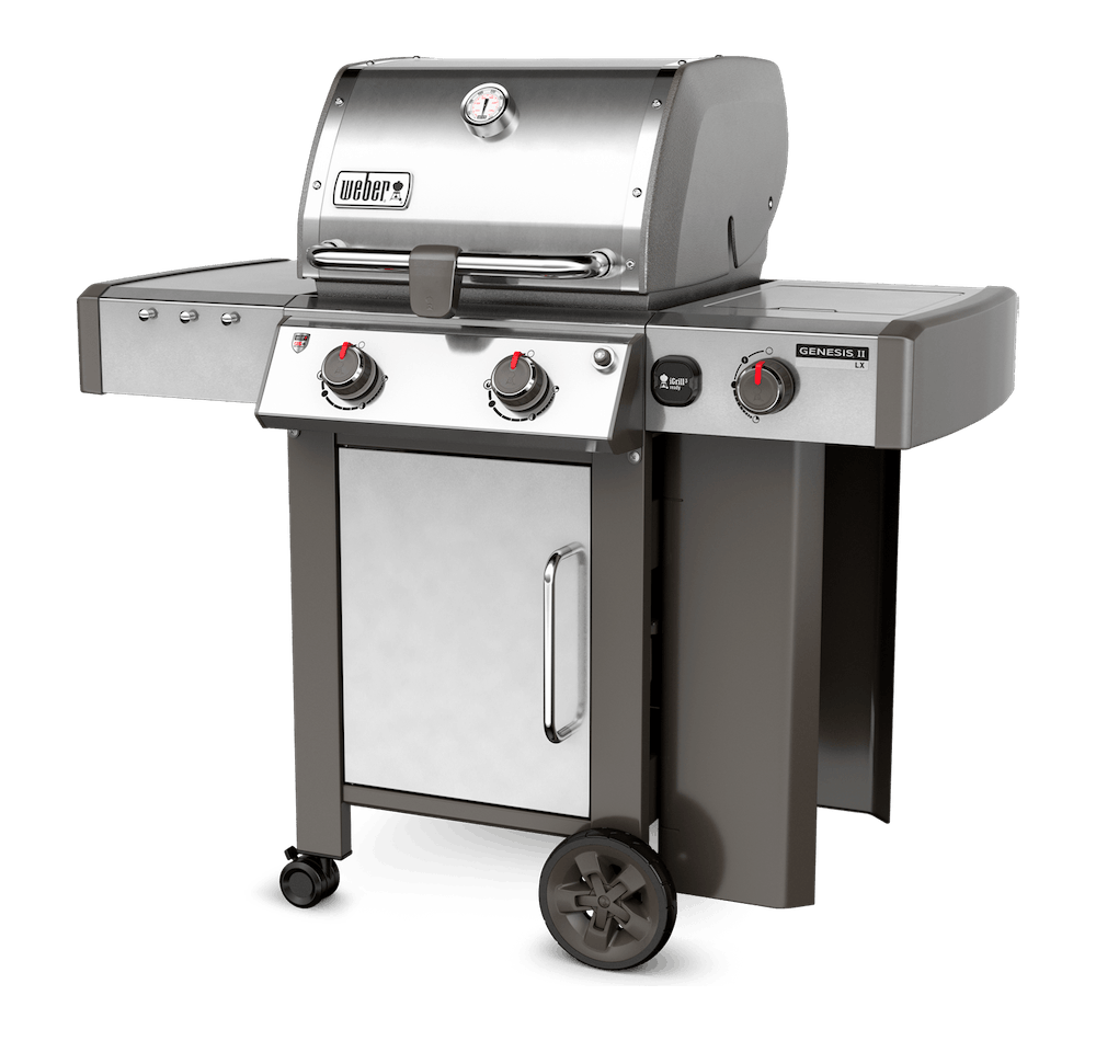 Genesis® II LX S-240 GBS Gas Barbecue View