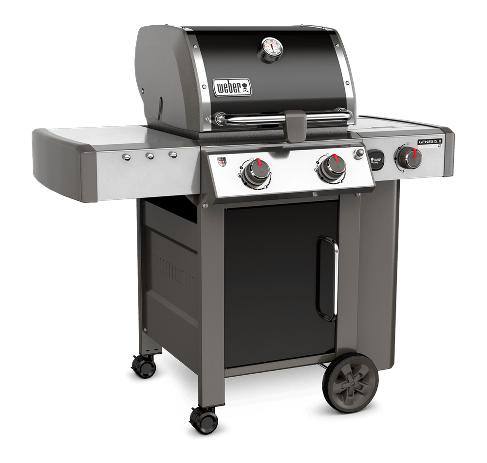 Genesis® II LX E-240 GBS Gasbarbecue View