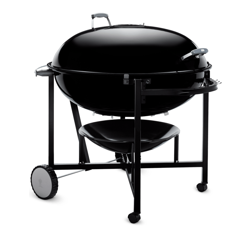 "Asador de carbón Ranch Kettle, 37"" View"