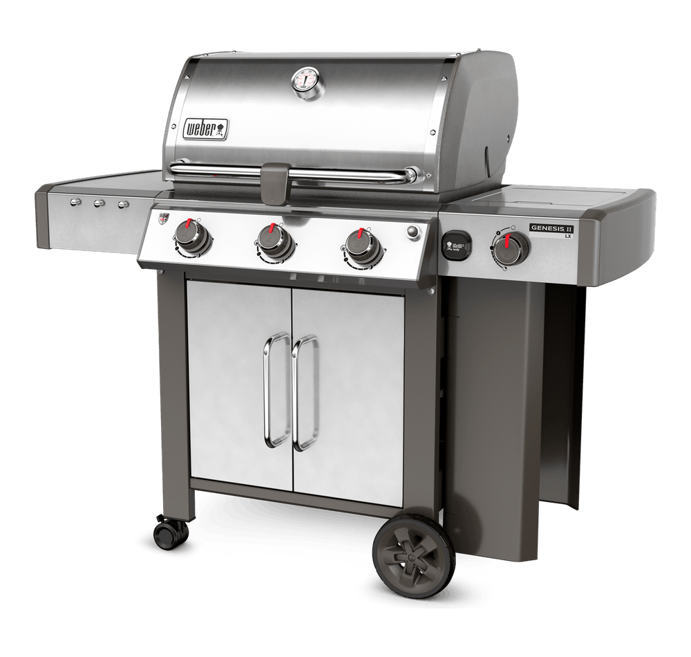 Barbecue a gas Genesis® II LX S-340 GBS image 3