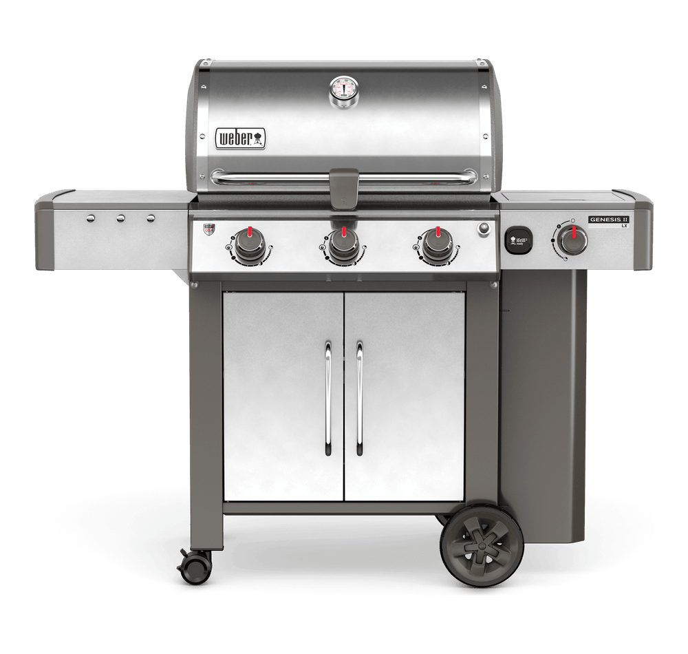 Genesis® II LX S-340 GBS – Gasgrill View