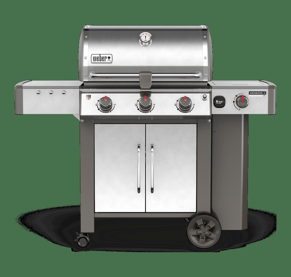 Genesis® II LX S-340 GBS Gas Grill View